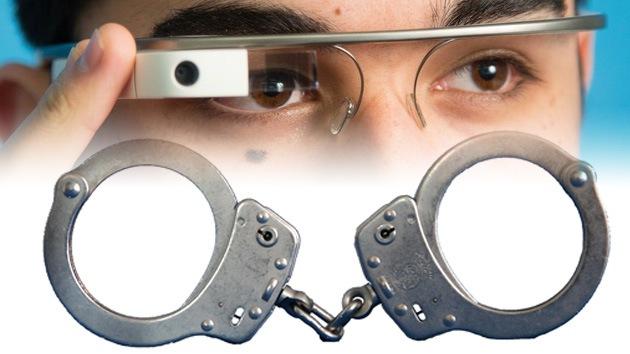 Video: Primera detención en vivo con la ayuda de Google Glass