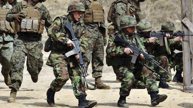 EE.UU. y Corea del Sur inician sus ejercicios militares en medio de amenazas de Pyongang
