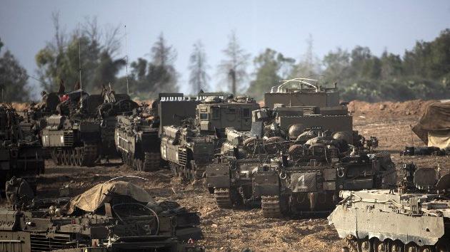 """Canciller israelí: """"Si el Ejército entra en Gaza, tiene que ir hasta el final"""""""