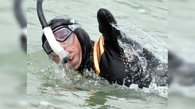 Ejemplo de superación: un nadador sin extremidades unirá los cinco continentes