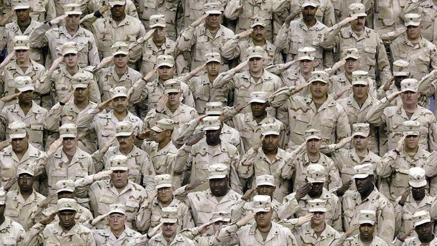 Rápido y ligero: el Ejército de EE.UU. monta una red mundial de almacenes operativos