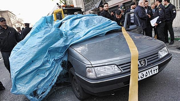 """Irán arresta a decenas de """"involucrados en los asesinatos"""" de sus científicos nucleares"""