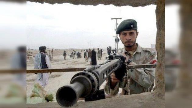 Al menos 45 muertos en un ataque talibán en la frontera de Pakistán