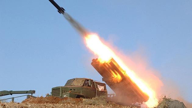 """Corea del Norte debe """"dejar de jugar con fuego"""""""