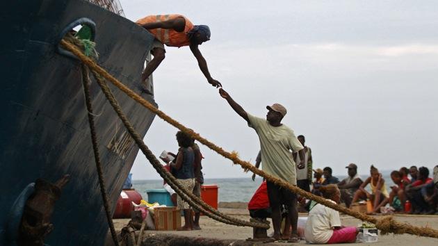 Una isla del Pacífico evacuará a su población para salvarla del cambio climático