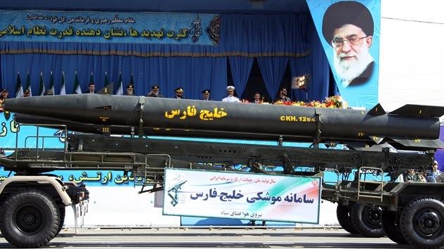 """Militar iraní: """"Irán está entre pocos países con tecnologías de misiles balísticos"""""""