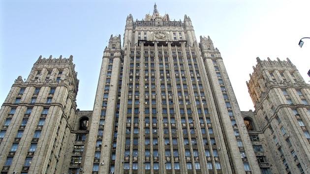 Rusia exige que Ucrania deje de bombardear su territorio