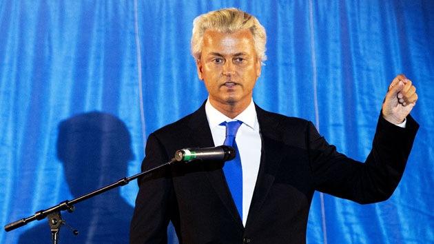 La ultraderecha holandesa culpa a la Unión Europea de la crisis de Ucrania