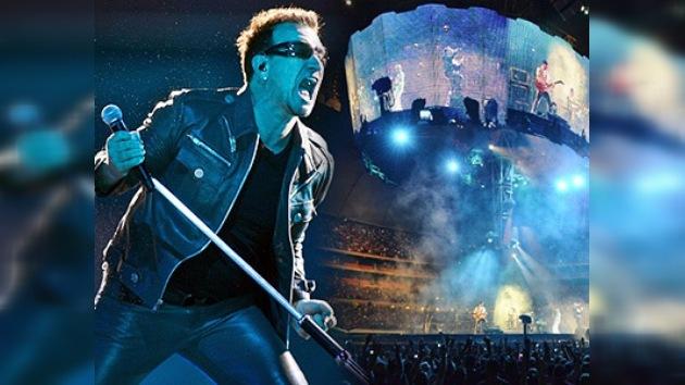 U2 supera el récord de los Rolling Stones con el tour más rentable de la historia