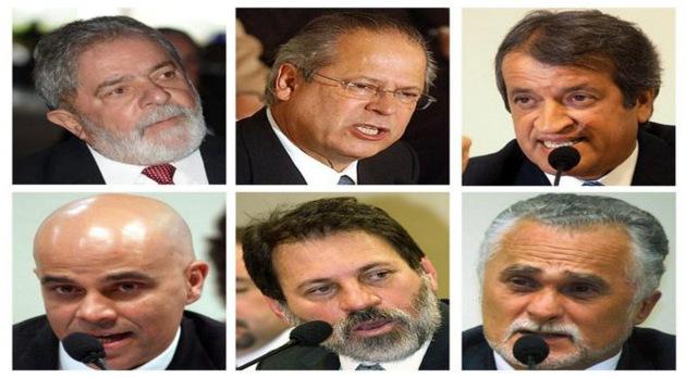 Comienza en Brasil el 'juicio del siglo' contra ministros de Lula