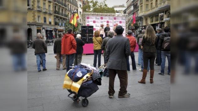 Más de 500.000 familias en España perderán su casa hasta 2015