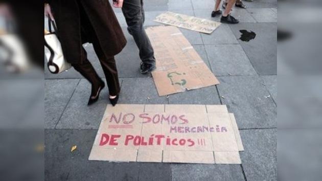 El Movimiento 15-M continuará acampado en Madrid y Barcelona