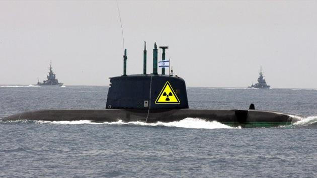 Israel podría estar armando los submarinos alemanes Dolphin con ojivas nucleares
