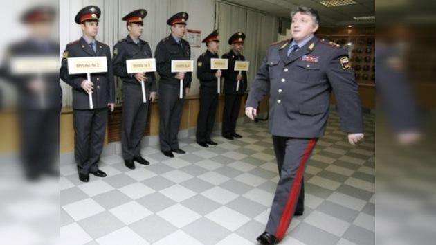 La reforma policial en Rusia comienza con unos pasos drásticos