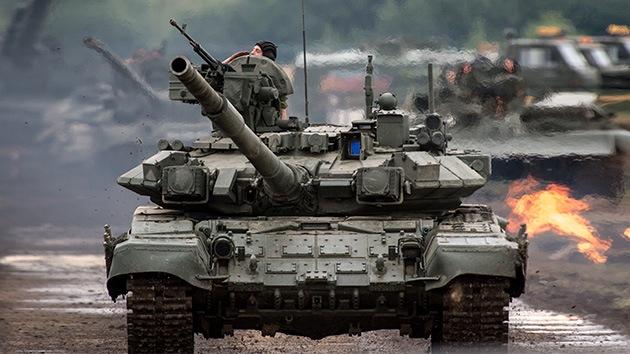 EE.UU., preocupado por su retraso respecto al revolucionario tanque ruso Armata