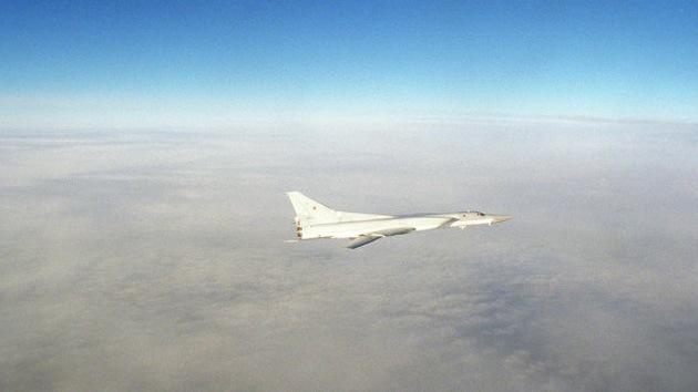 Cazas Tu-22M3, preparados para patrullar los ejercicios del Ejército ruso