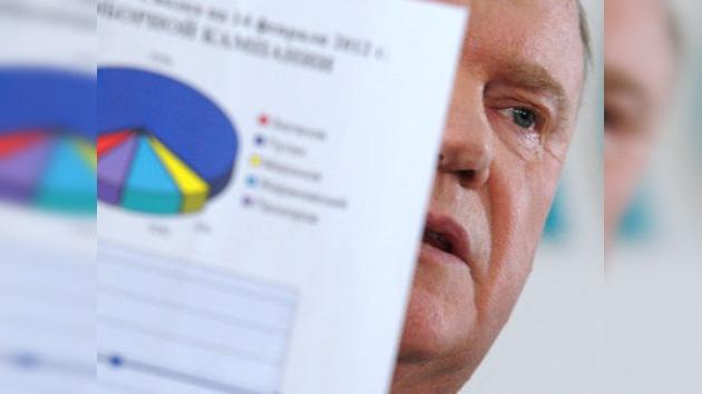 El líder comunista Ziugánov augura fraudes en las presidenciales si no se aprueban 3 leyes