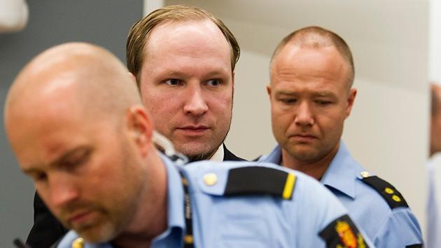 Noruega crea una medida especial para Breivik