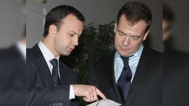 Dmitri Medvédev intervendrá en la Conferencia sobe el clima en Copenhague