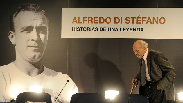 Video: Muere Alfredo di Stéfano, el 'futbolista orquesta' que forjó la leyenda del Real Madrid