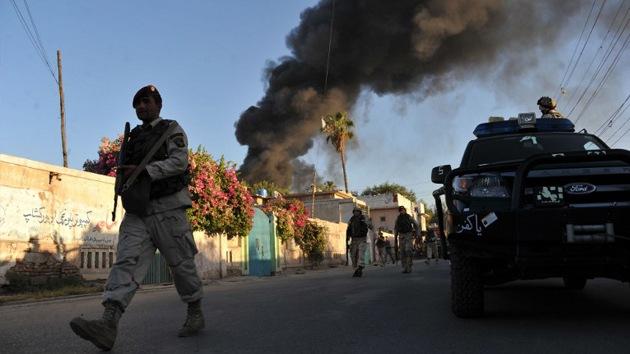 Varios muertos en un atentado cerca de unas oficinas de la Cruz Roja en Afganistán