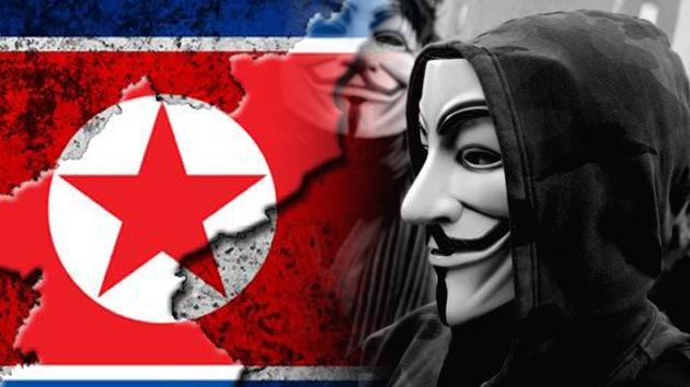 Anonymous realiza el segundo ataque a gran escala contra Corea del Norte