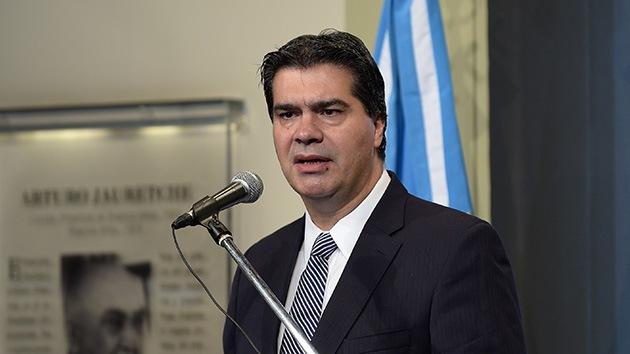 """""""Basta de amenazas"""": Argentina denuncia un complot de los jueces y de los fondos buitre"""