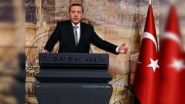 WikiLeaks: el primer ministro turco quiere a su país como líder del mundo islámico