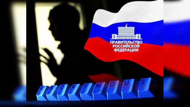 Anonymous anuncia nuevos ataques: es el turno del Gobierno de Rusia