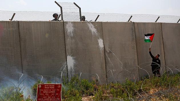 Mapas: Las claves del conflicto palestino-israelí