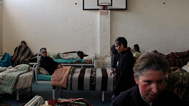 Registran en Siria los primeros casos de larvas carnívoras que 'devoran' a personas