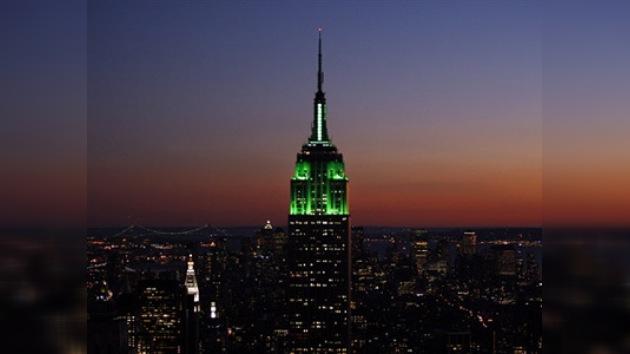 El famoso Empire State Building cumple 80 años