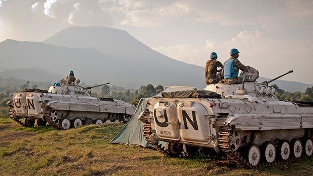 La ONU crea la primera ofensiva para neutralizar a los rebeldes de la RD del Congo