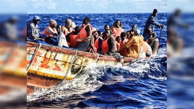 Disminuye la cantidad de inmigrantes ilegales africanos que llegan a España
