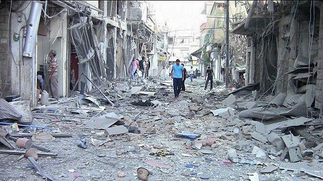 Muere un funcionario de la Unión Europea en Siria en un ataque con misiles