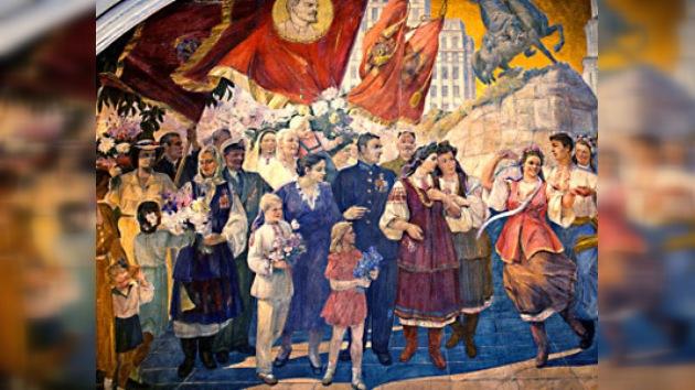 Pesadilla para EE.UU.: la URSS regresa