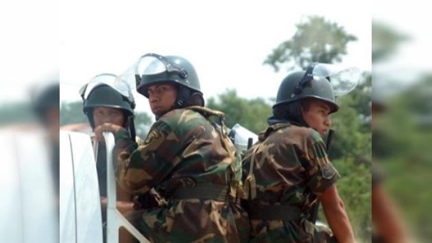 """El ejército boliviano, """"socialista y antiimperialista"""""""