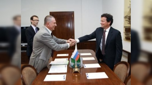 BP continúa comprometida con Rusia