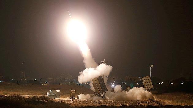 'Hackers' chinos obtienen información sobre el sistema Cúpula de Hierro de Israel