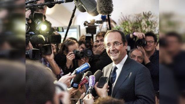 Socialistas franceses se disputarán en segunda vuelta la candidatura presidencial del 2012