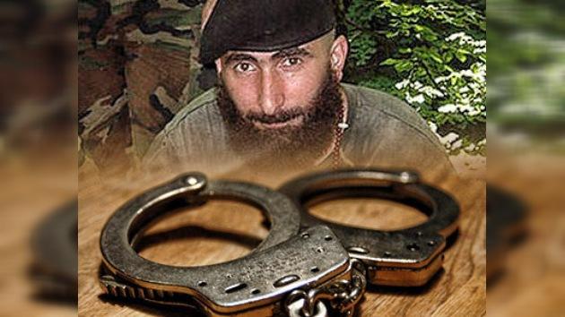 """Detienen a """"Magas"""", líder de los paramilitares del Cáucaso del Norte"""