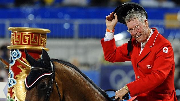 Los décimos JJOO de Ian Millar, un verdadero récord de la historia olímpica