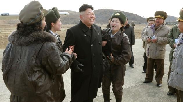 Líder norcoreano ordena iniciar un simulacro lo más aproximado a la guerra real