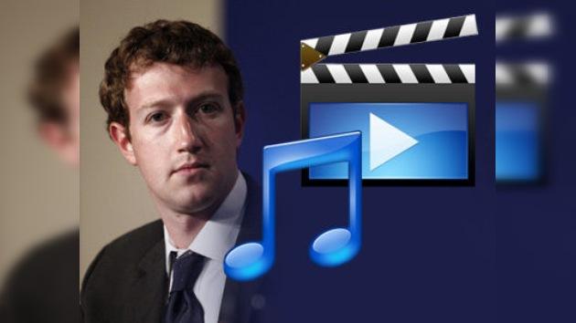 Facebook piensa convertirse en el eje de la música en la red