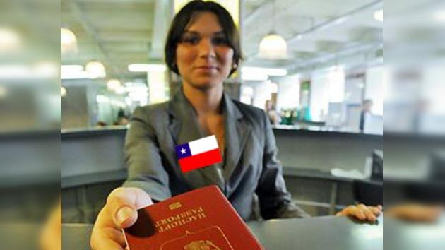 Rusia y Chile suspenden visados para turistas
