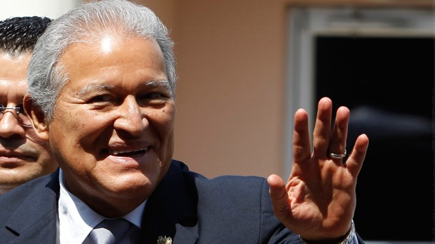 El presidente electo de El Salvador estrecha lazos con EE.UU. antes de su investidura