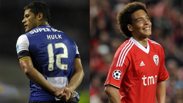 Hulk y Witsel, al Zenit por cerca de 100 millones de euros en total