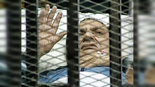 La Fiscalía pide la pena de muerte para Mubarak
