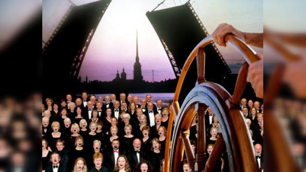 La Nave Cantante glorificará el poder de Rusia