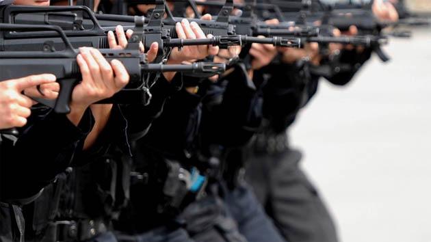 Guardia Nacional de Ucrania comienza el asalto a la ciudad de Kramatorsk